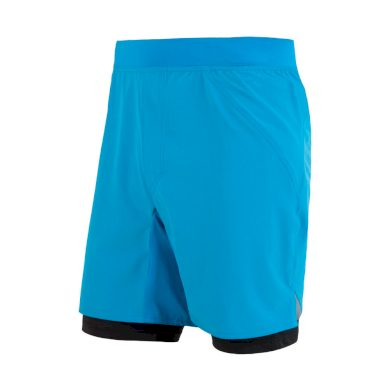 SENSOR TRAIL pánské šortky modrá/černá