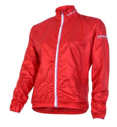 SENSOR PARACHUTE EXTRALITE dámská bunda červená