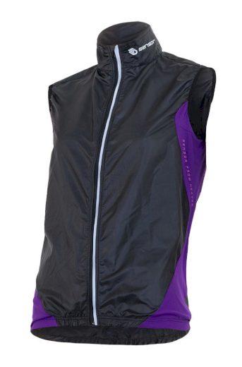 SENSOR PARACHUTE EXTRALITE dámská vesta černá/fialová