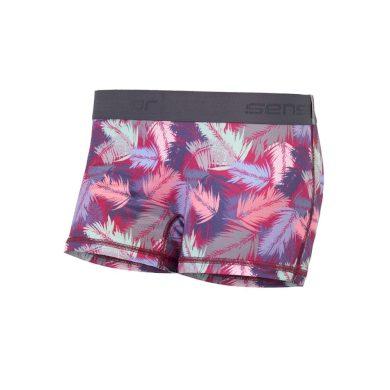 SENSOR COOLMAX IMPRESS dámské kalhotky s nohavičkou lilla/feather