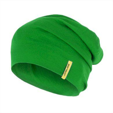 SENSOR ČEPICE MERINO WOOL zelená