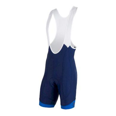 SENSOR CYKLO RACE pánské kalhoty krátké se šlemi modrá/bílá