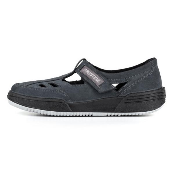 Letní sandál tmavě šedý Prestige
