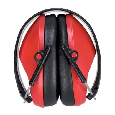 Chrániče sluchu SLIM 22dB, červené Portwest