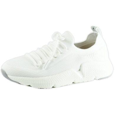 Boty sneakersy bílé dámské BIG STAR