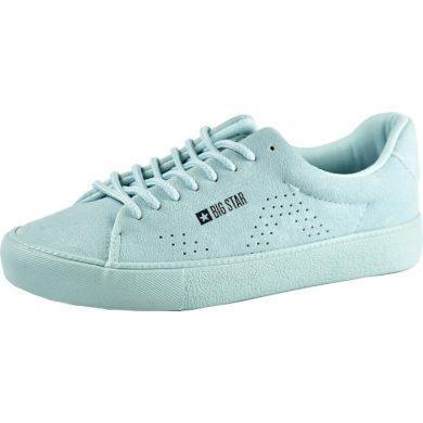 Boty sneakersy zelené dámské BIG STAR