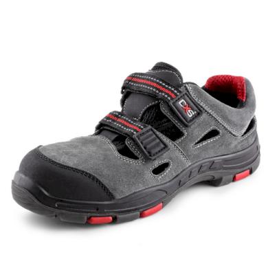 Sandál s plastovou špicí S1P Rock Phyllite unisex CXS