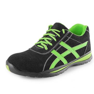 Nízké pracovní boty S1P s kompozitovou špicí Land Ischia unisex CXS