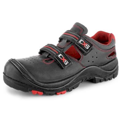 Sandál s plastovou špicí S1P Rock Mica unisex CXS
