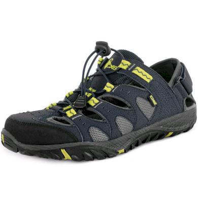 Pánské sandále ATACAMA modro-žluté CXS