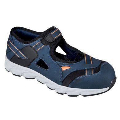 pracovní sandál COMPOSITELITE TAY S1P,modrá Portwest