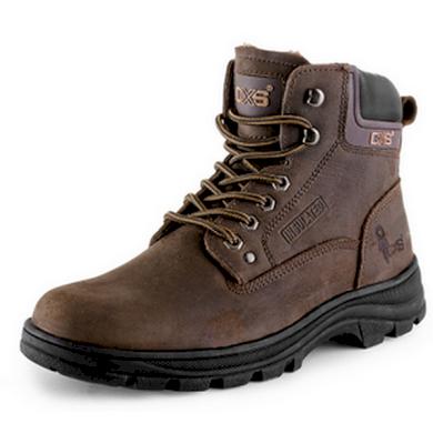 Kožené kotníkové boty ROAD Grand zimní UNISEX CXS