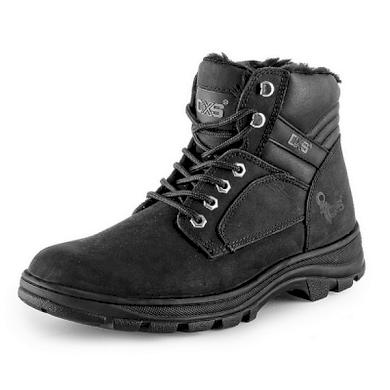 Kožené kotníkové boty Industry zimní UNISEX CXS