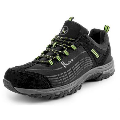Boty Sport černo-zelené CXS