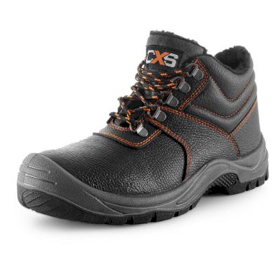 Kotníkové pracovní zimní boty O2 Stone Apatit unisex CXS