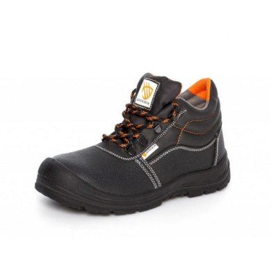 kotníkové pracovní boty SOLID S1 SRC Procera