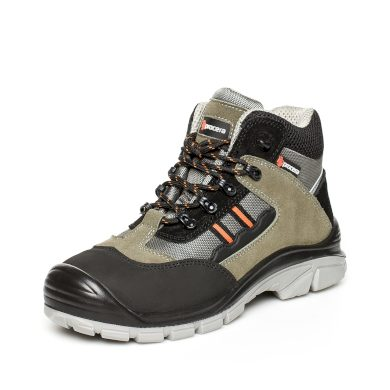 kotníková pracovní obuv MONTE S1P,bez kovu Procera