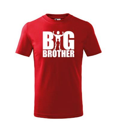 Triko s potiskem BIG BROTHER dětské