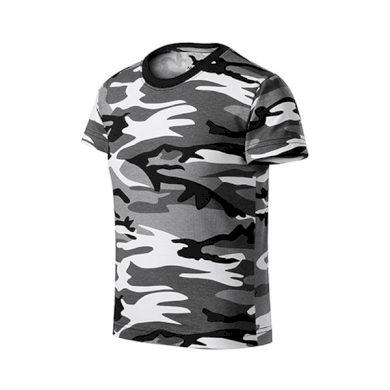 Dětské triko Camouflage MALFINI
