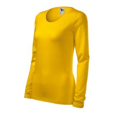 Dámské triko SLIM, dlouhý rukáv MALFINI