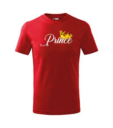 Chlapecké triko s potiskem Prince TT