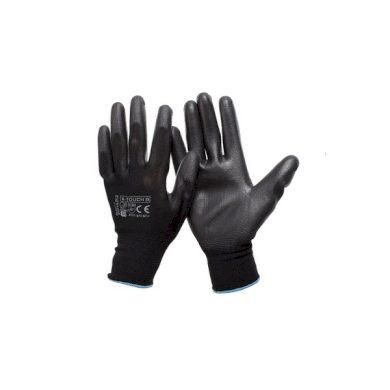 rukavice ochranné X-TOUCH BLACK,černé Procera