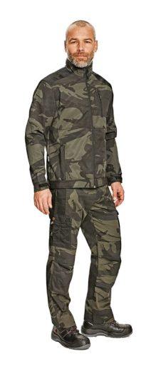 Kalhoty Crambe pánské CRV