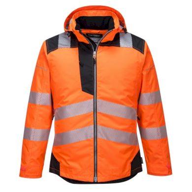 Reflexní výstražná bunda do deště HiVis Vision pánská Portwest