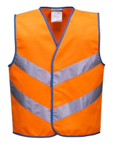 Výstražná reflexní vesta dětská Portwest