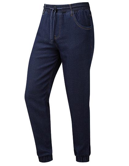 Pánské kuchařské kalhoty s elastanem Premier Denim Jeans