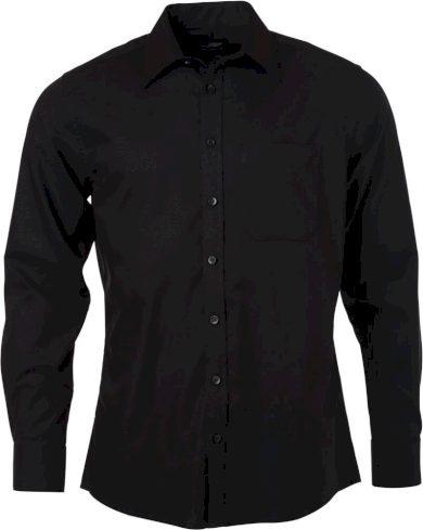 Pánská business košile s kapsičkou Easy Care
