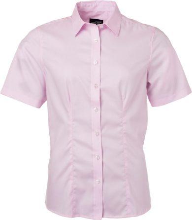Dámská business košile krátký rukáv Easy Care