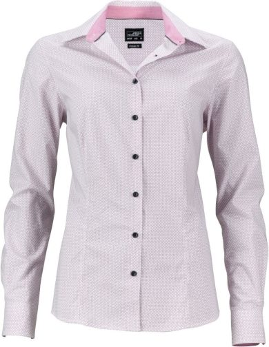 Dámská designová košile s potiskem Diamonds