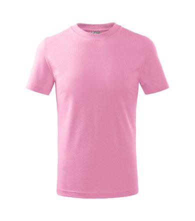 Dětské triko krátký rukáv 100% bavlna Malfini Basic