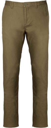 Pánské kalhoty chino bavlna s elastanem