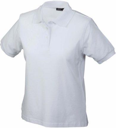 Dámské polo tričko krátký rukáv James & Nicholson