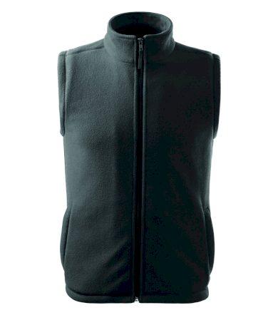 Fleecová vesta na zip Unisex