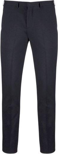 Pánské oblekové kalhoty s elastanem