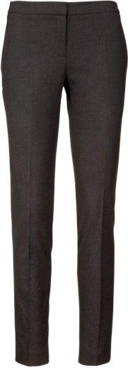 Dámské společenské kalhoty s elastanem