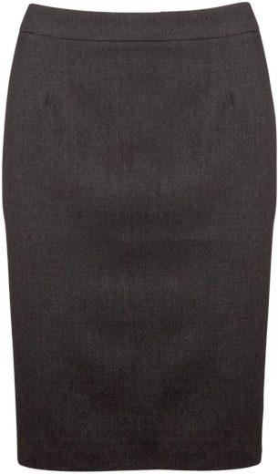 Dámská kostýmková sukně s elastanem - tužková sukně