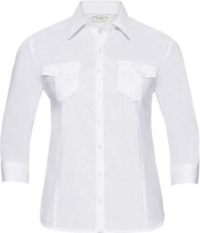 Dámská košile pilotka 3/4 rukáv