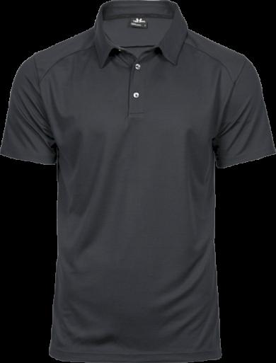 Pánské polo slim fit funkční krátký rukáv Tee Jays Luxury Sport