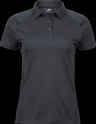 Dámské polo slim fit funkční krátký rukáv Tee Jays Luxury Sport