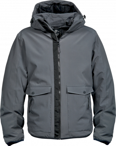 Dvouvrstvá pánská voděodolná bunda s odepínací kapucí Tee Jays Urban Adventure