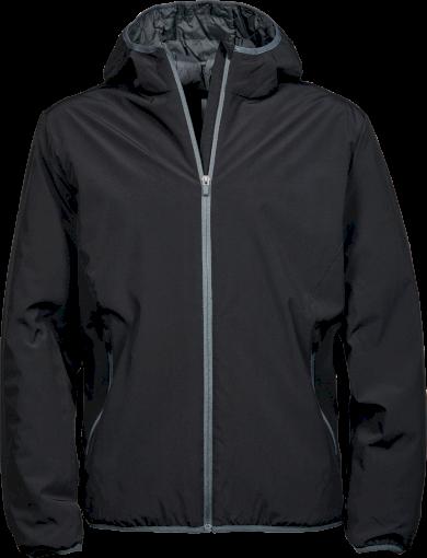 Pánská prodyšná bunda s kapucí Tee Jays Competition