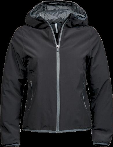 Dámská prodyšná bunda s kapucí Tee Jays Competition