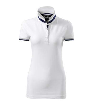 Dámské polo triko s krátkým rukávem Collar Up Malfini Premium