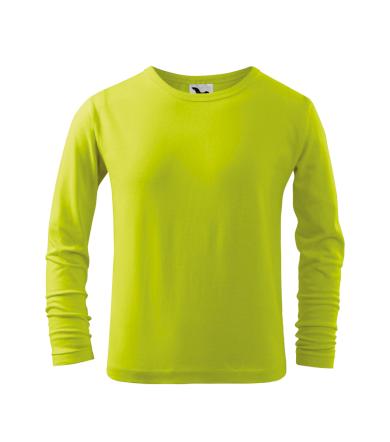 Dětské tričko s dlouhým rukávem Fit-T Malfini
