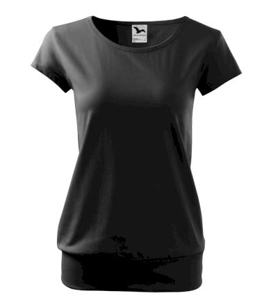 Dámské tričko s krátkým rukávem City Malfini