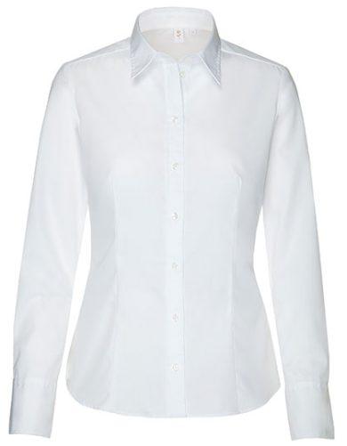 Dámská nežehlivá košile Regular fit s dlouhým rukávem Seidensticker